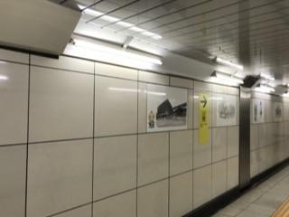 東西線2番出口からエレベーターへ.jpg