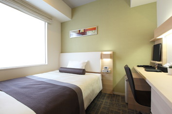 Room charge tokyu stay kamata for 10 square meters room